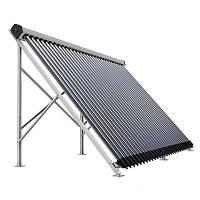 Солнечный вакуумный коллектор Альтек SC-LH2-30 , Heat Pipe конденсатор 14мм, фото 1