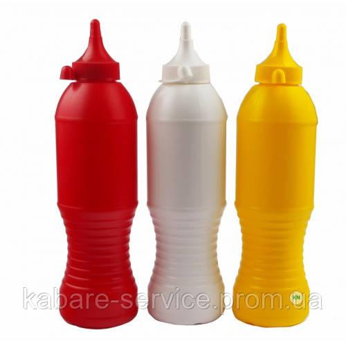 Соусник(бутылка с носиком) 500 мл