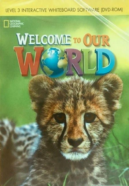 Welcome to Our World 3 Interactive Whiteboard DVD-ROM