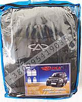 Авточехлы Chery QQ HB 2008- Nika модельный комплект