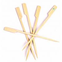 "Шпажка-пика ""Весло"" 15 см (бамбук) 100 шт"