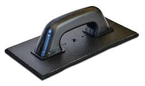 Терка пластиковая Favorit с резиной 130 х 270 мм (07-203)