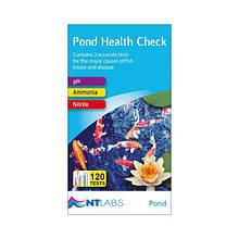 Набор для тестирования воды в пруду NT Labs Pond Health Check