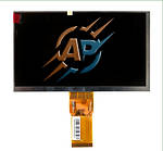 Дисплей (матрица) планшета Assistant AP-777G 50 Pin тип 1
