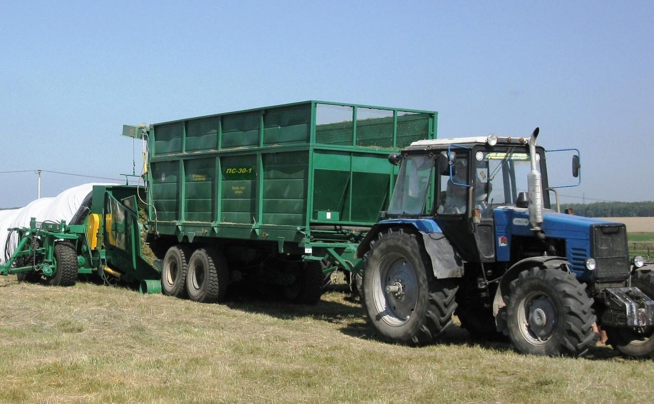 Полуприцеп тракторный специальный ПС-30-1 (7 т) Бобруйскагромаш (Белоруссия )
