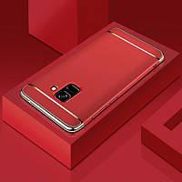Чехол Epik Joint Series для Samsung J600F Galaxy J6 (2018) Красный