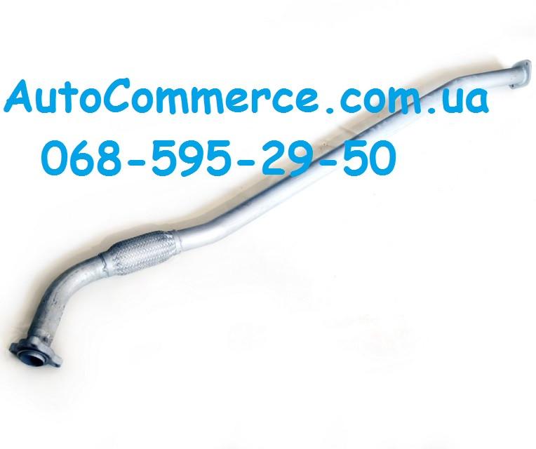 Труба приемная глушителя ЧАЗ А074, FAW 1051 Фав (V=3.2L)