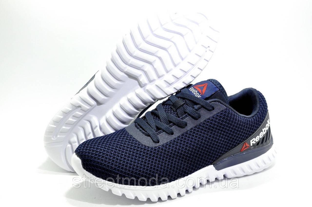95ca6a2a Мужские кроссовки для бега в стиле Reebok Everchill TR, Синий/Белый -  Интернет-