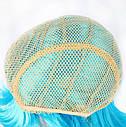 Парик Волнистый (блонд) 60см, фото 4