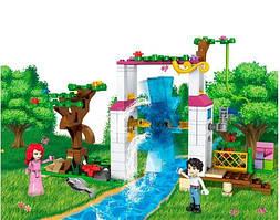 """Конструктор """"Сад для принцессы"""", серия """"Принцессы"""", 245+226 дет 15007"""