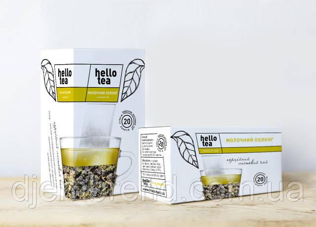 Чай натуральный пакетированный