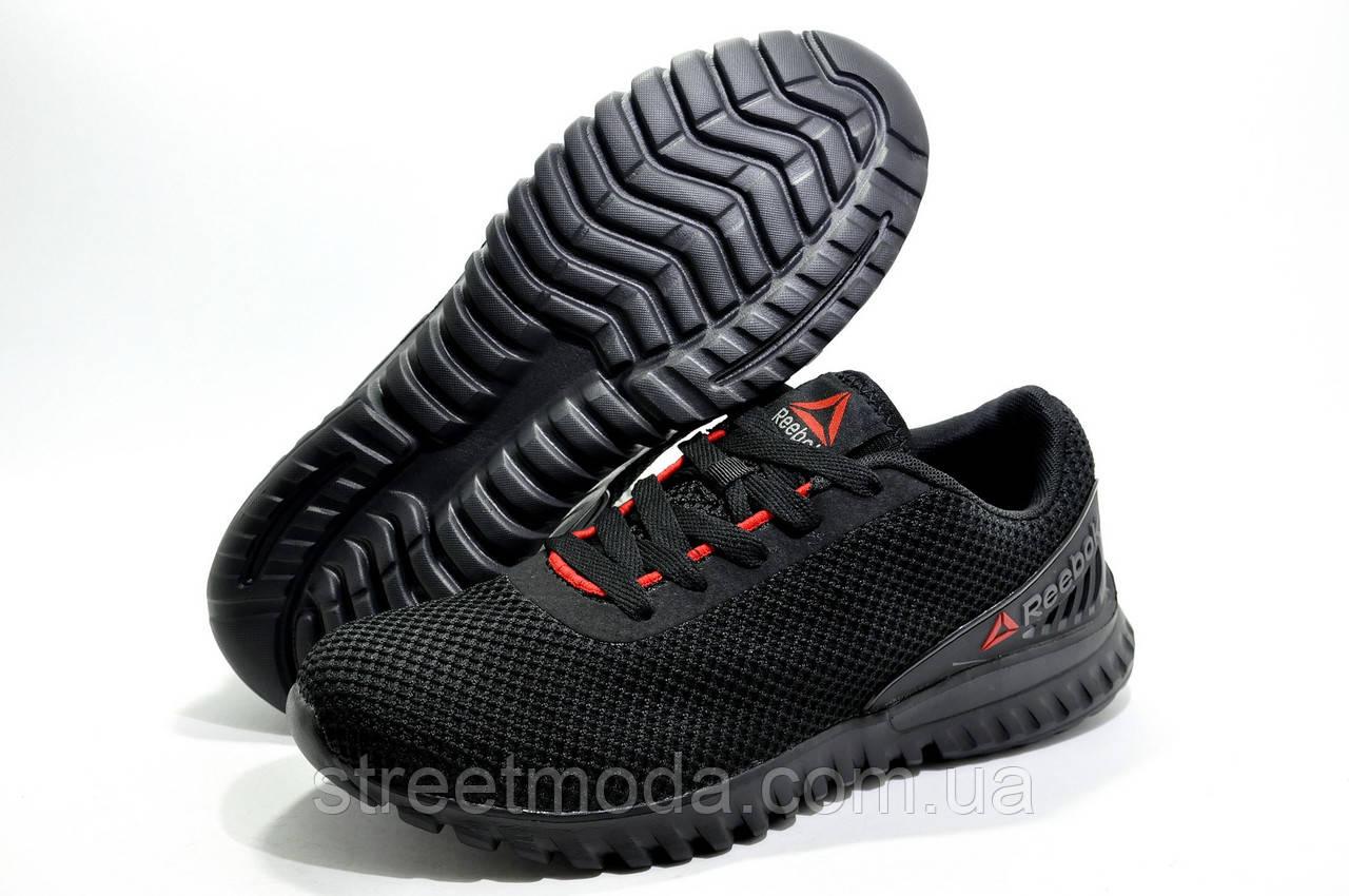 5444bfc7 Беговые мужские кроссовки в стиле Reebok Everchill TR, Чёрные -  Интернет-магазин