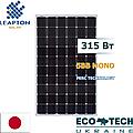 Солнечная панель Leapton LP-60М-315 монокристалл