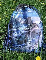 Сумка (мешок) для обуви Street racing, фото 1
