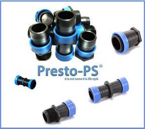 Фурнитура для спрей ленты туман Presto-PS