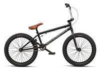 Велосипед WeThePeople BMX CRS 18 Matt black 2019