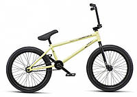 Велосипед WeThePeople BMX Reason 20.75 Matt pastel yellow 2019