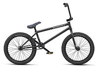 Велосипед WeThePeople BMX Crysis 21.0 Matt black 2019