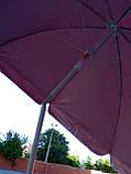 Пляжный зонт от солнца (D2,0 м), фото 4