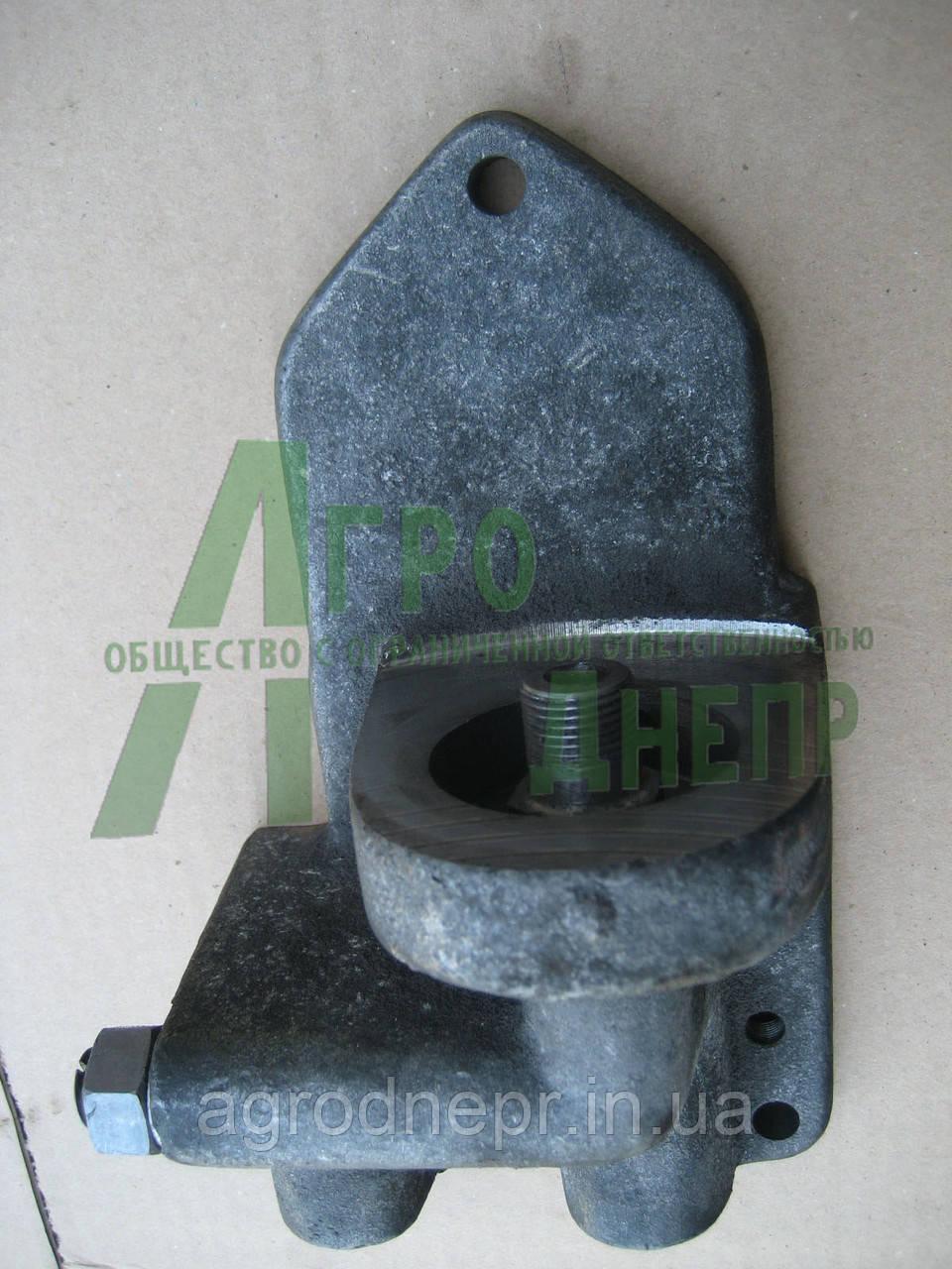 Корпус фильтра масляного М-019 на двигатель Д-65 трактор ЮМЗ