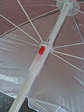 Пляжный зонт от солнца (D2,0 м), фото 5