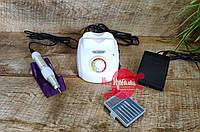 Белый фрезер для маникюра ZS-603, 30 000 об/мин, 18 Вт