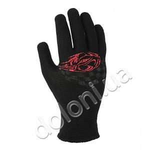 """Перчатки защитные """"Авто""""с ПВХ- рисунком из100 % полиамида. DOLONI"""