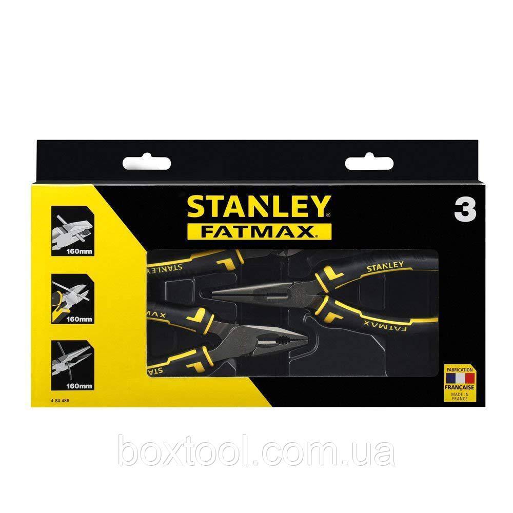 Набір шарнірно-губцевого інструменту Stanley 4-84-488