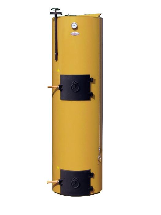 Твердотопливный котел длительного горения Stropuva S40P