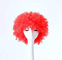 Парик Клоуна (красный)