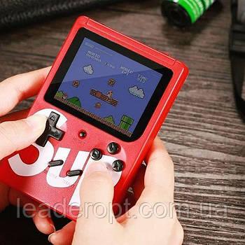 [ОПТ] SUP Game Box - портативна Ігрова консоль з більш 400 іграми, від 3 років, англійською - від 10 шт.