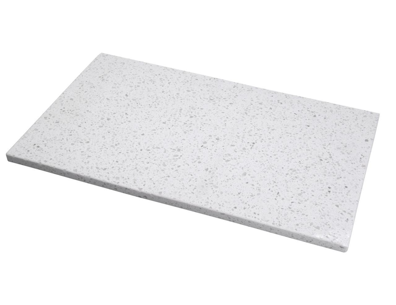 Доска для работы с шоколадом из кварцевого камня 40*50см Галетте -06739