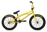 Велосипед Eastern BMX Orbit 20.25'' Yellow 2019