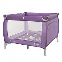 Манеж CARRELLO Grande CRL-9204/1 Orchid Purple