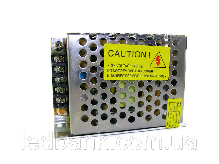 Блок живлення 12V 36W HTP-36-12 MINI
