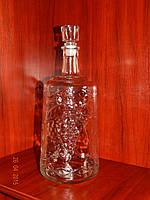 """Бутылка для вина 3 л со стеклянной крышкой """"Ностальгия"""""""