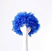 Парик Клоуна (синий)