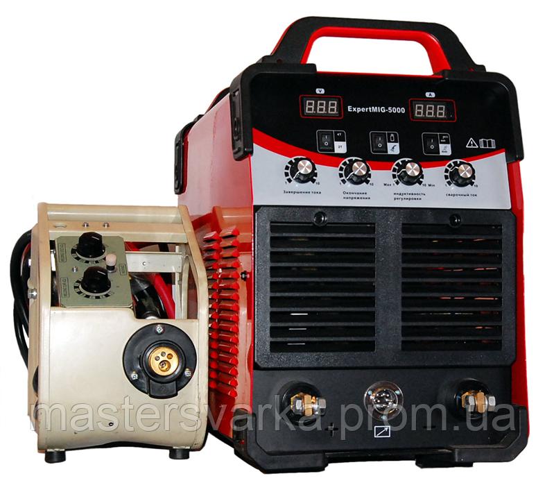 Сварочный полуавтомат Edon Expert Mig-5000 Q