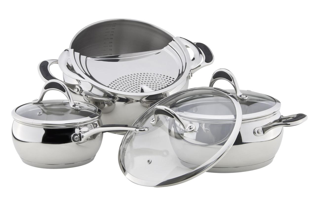 Набор посуды Vinzer Astro 7 пр 89038