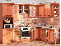 """Кухня Премиум """"КХ-438"""" (2,8х1,75м)(Комфорт)"""
