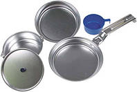 """Набор посуды из алюминия MFH """"De Lux"""" 33353"""