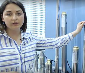 Скважинный насос Aquatica (DONGYIN) 0.55 кВт