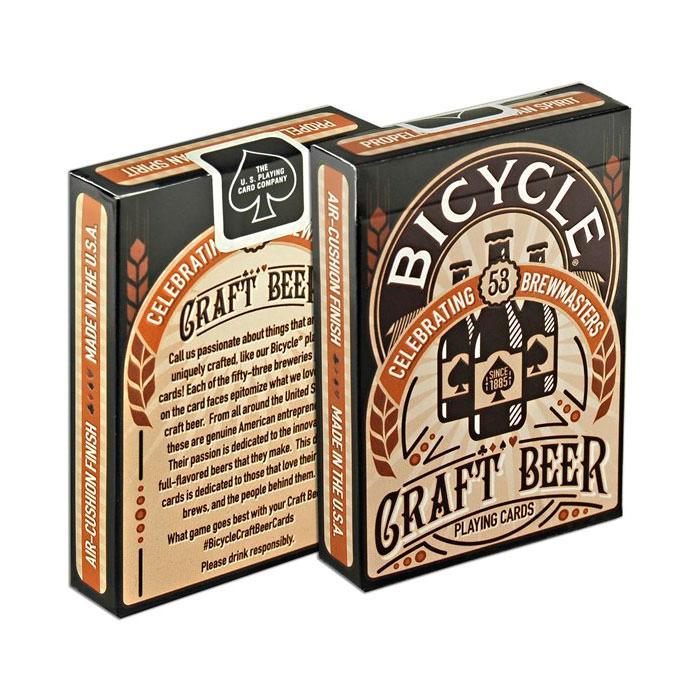Карты игральные | Bicycle® Craft Beer