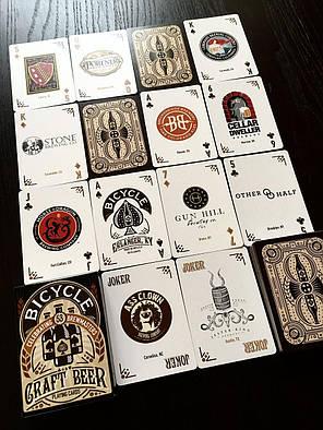 Карты игральные | Bicycle® Craft Beer, фото 2
