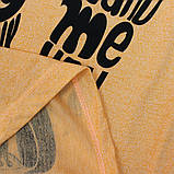 """Молодежная футболка женская, 38-44 р. (ростовка ). Турция, """"MMC"""".  Женские хлопковые футболки турецкие, фото 2"""