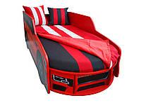 Кровать машина рендж ровер джип машинка БМВ, Range Rover с матрасом детская машинка подростковая