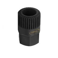 Головка для снятия шкива генератора  TOPTUL JDBD3317