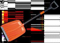 Лопата снегоуборочная малая Bradas KT-CXG808-S (с телескопической ручкой)