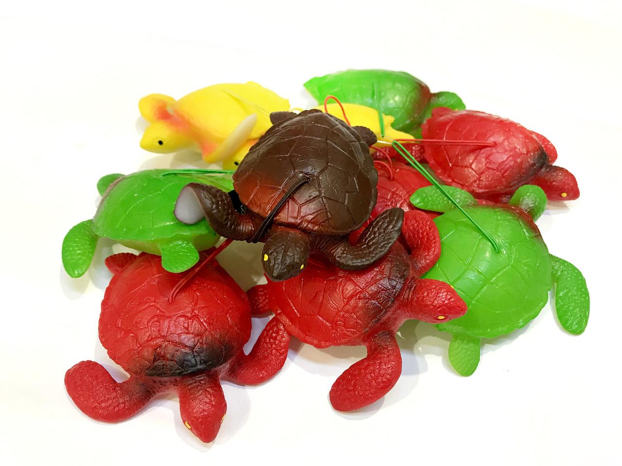 Черепаха резиновая