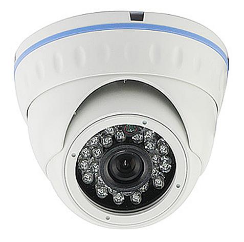 Видеокамера купольная HDCVI IRVD-CV100, фото 2
